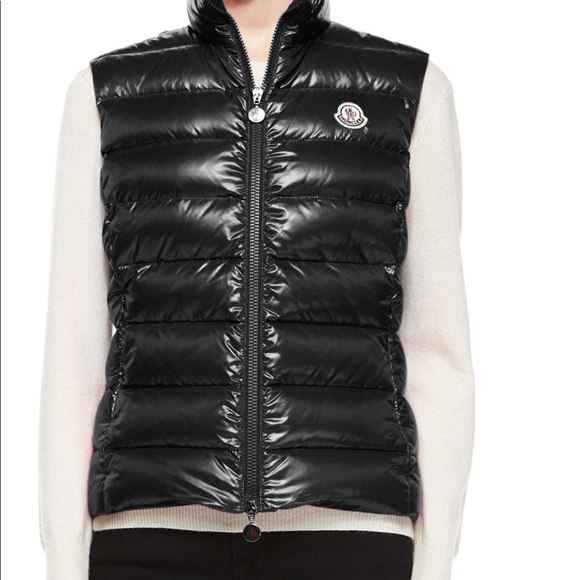 moncler womens ghany down vest